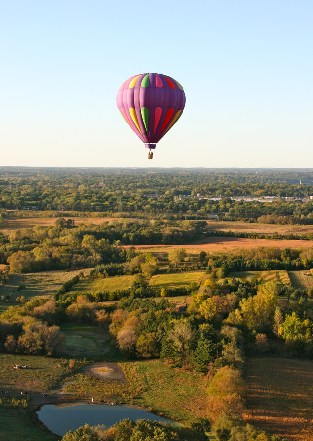St. Croix Valley Hot Air Balloon Rides